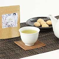 健康しょうが茶シリーズ しょうが緑茶 長治園 茨城県〔ティーパック:5個(10杯分)〕