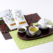 農薬、化学肥料未使用 味わい深い緑茶 〈 悠久 〉 | 長治園・茨城県
