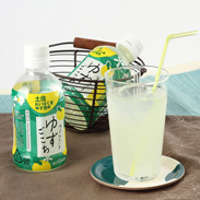 さめうらフーズ 高知県 柚子とはちみつで ほっとひといき ゆずごこち24本セット〔280ml×24〕
