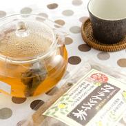 香ばしくて味わい深い 完全無農薬栽培健康茶 カワラケツメイ茶 ティーバッグ とくぢ健康茶企業組合 山口県 〔ティーバッグ:2g×15〕