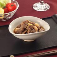 特選米沢牛肉を丁寧に仕上げました 米沢牛入りすじ煮込み | 株式会社本田食品・山形県
