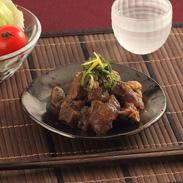 厳選上ランクの米沢牛肉から作った 米沢牛肉煮込み | 株式会社本田食品・山形県