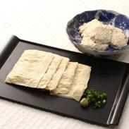 ヘルシーで美味しい湯葉を、心を込めてお世話になった方々へ 身延湯葉〈お喜びセット〉 | 武州屋・山梨県