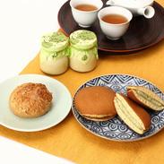 枝豆の餡「じんだん」をふんだんに使ったお菓子3点セット だだちゃ豆スイーツA | じんだん本舗大江・山形県