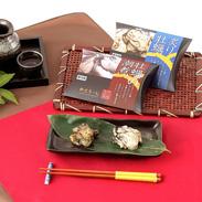 漁師直伝「潮煮製法」と丹念な炙り〈 三陸海の幸セット 〉牡蠣 | 末永海産株式会社・宮城県
