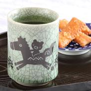 大堀相馬焼の陶器に新しい発想と感性で描く KACHI-UMA05 | KACHI-UMAプロジェクト(主催ガッチ)・福島県
