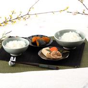 300年以上続く 伝統工芸 大堀相馬焼〈 飯椀・ペアセット 〉 | KACHI-UMAプロジェクト(主催ガッチ)・福島県