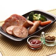 国産ローズポーク使用 新鮮熟成で香り高い〈 ロ−スハム・ソ−セ−ジ詰合せ 〉 | 学園手造りハムの会・茨城県