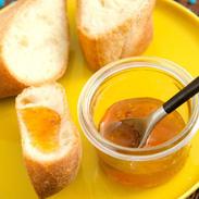 ナリルチンを朝食で!ほろ苦さと甘味が絶妙〈 じゃばらはちみつジュレ・ナルリッチ 〉 | 焼きたてのパンサンタ・和歌山県