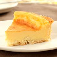 じゃばらの爽やかな香りと 濃厚な食感〈 じゃばらチーズケーキ 〉 | 焼きたてのパンサンタ・和歌山県
