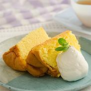 もっちり&ふわっふわな食感の安心スイーツ 米粉100%シフォンケーキ(プレーン) | 米SweetS・岐阜県