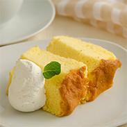 国産レモンの香りが爽やかな安心スイーツ 米粉100%シフォンケーキ (レモン) | 米SweetS・岐阜県