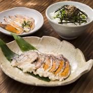 鮒寿司三昧 有限会社鮒味 滋賀県 琵琶湖産 高級珍味を存分に楽しめる鮒寿司のセット。