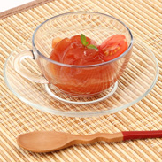 爽やかな風味と 瑞々しさが美味しい〈 完熟トマトゼリー 〉 | 明陽食品工業有限会社・福島県