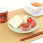 果肉たっぷり 旨みをギュッと濃厚に〈 トマトジャム 〉 | 明陽食品工業有限会社・福島県