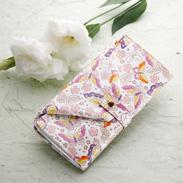 伝統的工芸品の技を今に感じる逸品〈 姫革細工の長財布 〉 | 有限会社キャッスルレザー・兵庫県