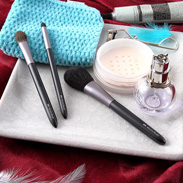 Mizuho Brush・熊野筆 技術の粋 〈 セレクトギフト ティアラ 〉3本入 | 有限会社瑞穂・広島県