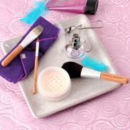 良質な素材と高い品質 熊野化粧筆〈 ベースメイクセット 〉筆包み付 | 有限会社瑞穂・広島県