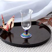 伝統工芸が和洋の空間を自然につなぐ〈 冷酒グラス 〉こま | 清峰堂株式会社・石川県