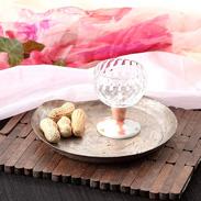 九谷和グラス 食卓に新しい華やかさ〈 馬上グラス 〉マーガレット | 清峰堂株式会社・石川県
