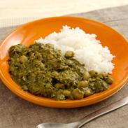 佐賀県産大豆と特選うれしの茶を使用した 極上カレー LUXU Curry | 有限会社山輝園・佐賀県
