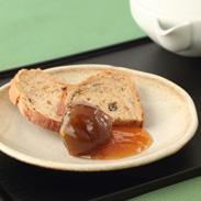 伊豆の恵みを贅沢に さっぱりした甘み〈 天野柿ジャム・梅入り 〉 | 株式会社LAPIS-LAZULI・静岡県