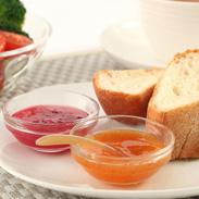 ほっこり甘い秋の味覚で健康に美味しく〈 天野柿ジャム・紫芋入り 〉 | 株式会社LAPIS-LAZULI・静岡県