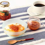 柿といちごが作り出す 新しい濃厚甘味〈 天野柿フルーツソース・苺入り 〉 | 株式会社LAPIS-LAZULI・静岡県