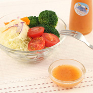 完熟天野柿の自然な甘さがたまらない〈 天野柿ドレッシング・熟甘 〉 | 株式会社LAPIS-LAZULI・静岡県