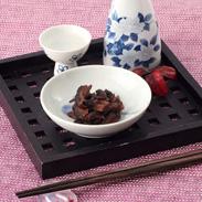 対馬の良質な原木で育った上質な椎茸を〈 椎茸佃煮 〉 | 株式会社ウエハラ・長崎県