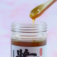 ウエハラ 野生の日本ミツバチの百花蜜 対馬天然和蜂蜂蜜 蜂洞〔50g×2〕