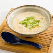 味わい深い贅沢な旨みたっぷりスープで〈 気仙沼ふかひれ雑炊のもと 〉1人前 | 株式会社丸光製麺・岩手県
