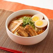 コシのあるちぢれ麺に合う さっぱり味〈 醤油ラーメン 〉 | 株式会社丸光製麺・岩手県