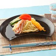食欲そそる 甘酸っぱく涼味たっぷりの〈 冷し中華 レモン果汁入り 〉 | 株式会社丸光製麺・岩手県