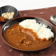 食感と風味を楽しむ高級素材入り本格味〈 近江牛松茸カレー 〉 | 株式会社魚松・滋賀県