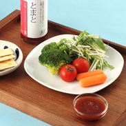 国産醤油のコクと 有機野菜の旨み凝縮〈 ノンオイルドレッシングセット 〉5種 | 大徳醤油株式会社・兵庫県