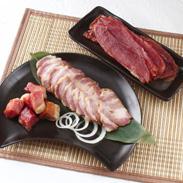 美味しい素材を生かす 手作りで大切に〈 かごしま黒豚燻製・Bセット 〉 | 香り工房てこ・鹿児島県
