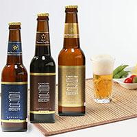 白山伏流水と県内産大麦から生まれた〈 金沢百万石ビール 〉(330ml)瓶3本セット | 有限会社わくわく手づくりファーム川北・石川県