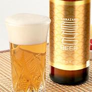 県内産コシヒカリ使用の爽やか地ビール 金沢百万石ビール コシヒカリエール330ml瓶 | 有限会社わくわく手づくりファーム川北・石川県