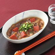 特産 赤こんにゃく と 近江牛のスジ肉の〈 すじこん 〉 | 近江もーれつや・滋賀県