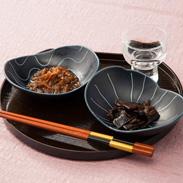 ふるさとの味は 贅沢な まごころの味。〈 黒毛和牛しぐれ煮・松茸昆布 〉詰合せ | 甲北食品工業株式会社・兵庫県