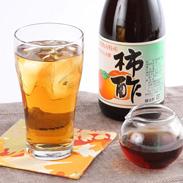 柿生産量日本一の和歌山県からお届け! 柿だけが原料の無添加柿酢 720ml
