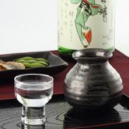 〈 大吟醸「おわら娘」1800ml 〉  品のある香りとまろやかな口当たり | 玉旭酒造有限会社・富山県[大吟醸酒]