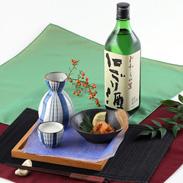〈 本醸造 にごり酒 〉        昔懐かしい、ほんのり甘みを感じる一品  | 玉旭酒造有限会社・富山県