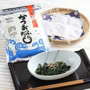 鮭ぶし入りかつおふりだし 50パック入り 株式会社美味香・北海道