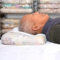 息夢枕(専用枕カバー付) | 創業150年 枕の吉川ふとん・京都府