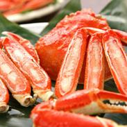 プリプリでジューシーな味わい ずわい蟹