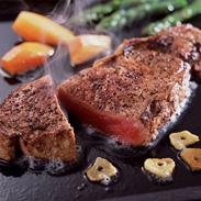 オージービーフステーキ 10枚セット〔テンダーロイン約150g×5枚、サーロイン約150g×5枚〕 オーストラリア産 キングマカデミアンJAPAN