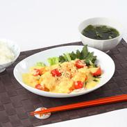 誰もが喜ぶ一品 素材の味を生かしたシンプル調理! エビマヨ