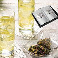 宇治茶アールグレイ40p 〔宇治茶アールグレイ(3g×20p)×2袋〕 京都 緑茶 きよ泉
